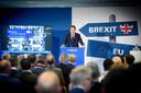 VDL-topman Willem van der Leegte gaf een masterclass op de brexit-conferentie in Eindhoven.