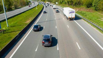 Eén maand hinder op E19 door wegenwerken
