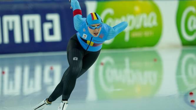 """Stien Vanhoutte en Sandrine Tas blikken vooruit op EK schaatsen: """"Bubbelconcept is goed georganiseerd"""""""