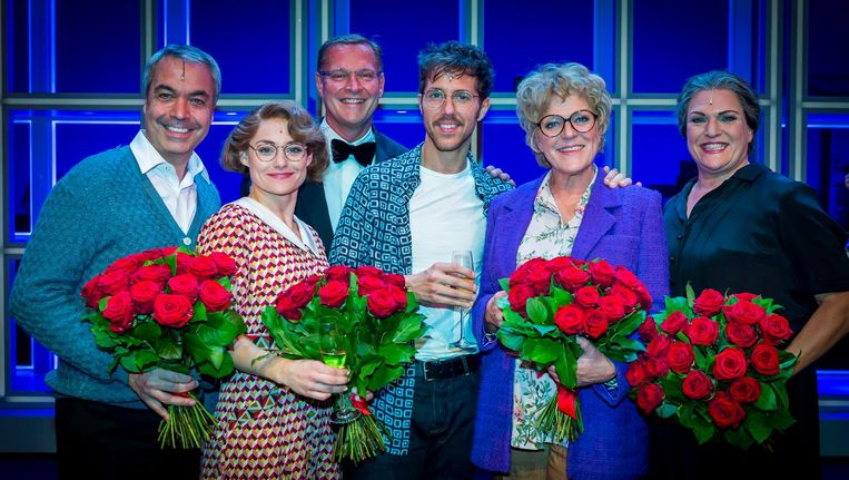 In januari is de laatste voorstelling van musical Annie M.G., met Simone Kleinsma in de hoofdrol Beeld ANP
