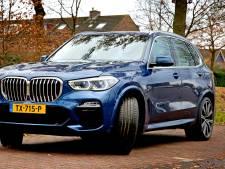 Test BMW X5: royale reus dijt verder uit