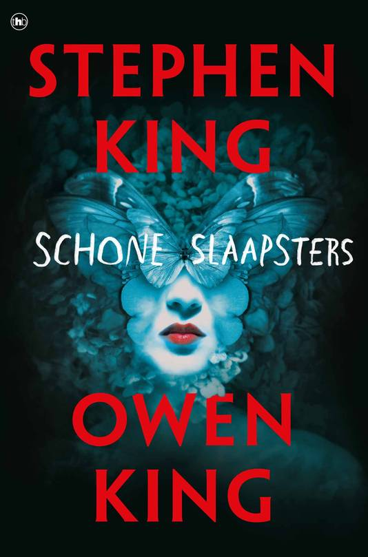 Omslag van het boek Schone Slaapsters van Stephen en Owen King.