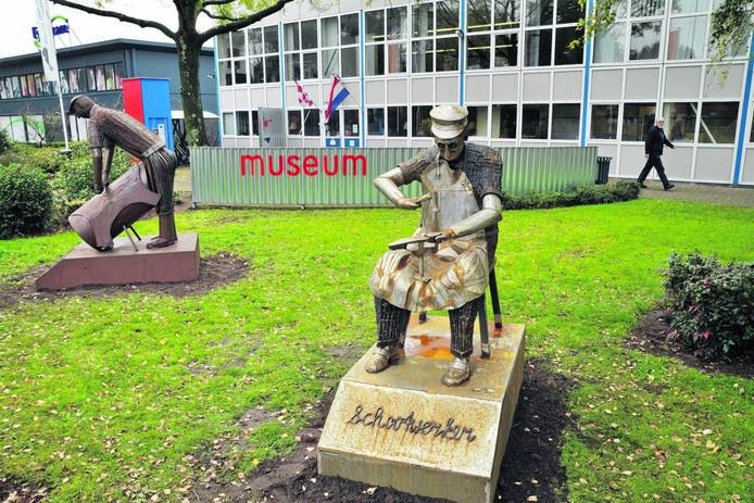 De verhuizing van het schoenenmuseum naar het centrum van Waalwijk is in de nieuwste plannen opgenomen.