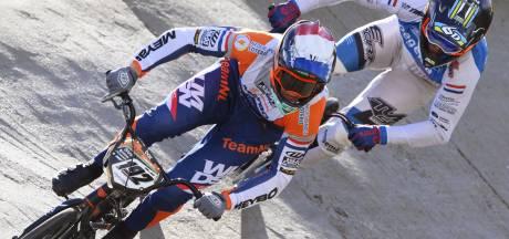Dave van der Burg uit Heesch pakt nationale BMX-titel; brons voor Twan van Gendt
