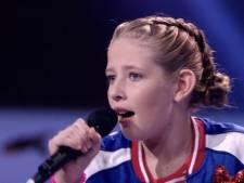 Jonge beroemdheid zingt én loopt in Elburg