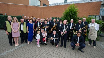 Big Band Gretry swingt in Het Bolwerk