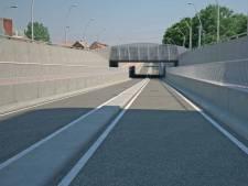 Koning Winter verhindert voltooiing Harselaartunnel