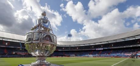 KNVB-beker: dit is de weg naar de finale