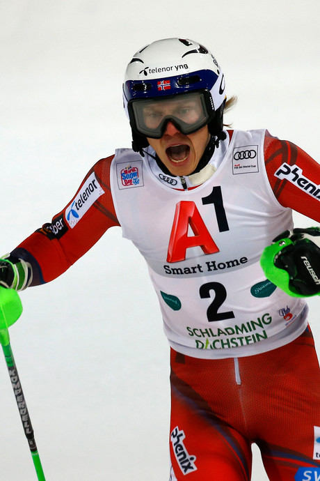 Hirscher en Shiffrin woedend om sneeuwbalincident Schladming