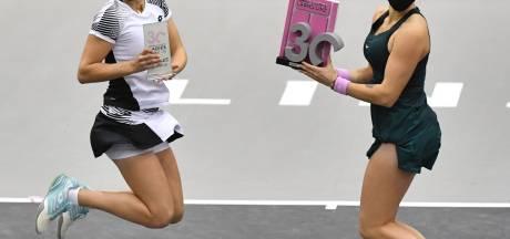 Pas de titre pour Mertens à Linz, battue en finale par  Sabalenka