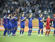 La Gantoise-Cercle Bruges reporté d'un jour après la qualification des Buffalos