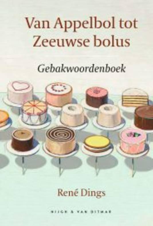 Cover van het boek van René Dings.