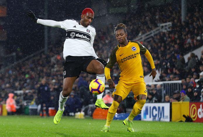 Ryan Babel maakte deze maand de overstap van Besiktas naar Fulham.