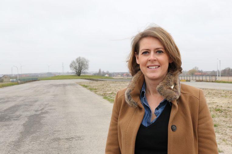 Vlaams Parlementslid Emmily Talpe