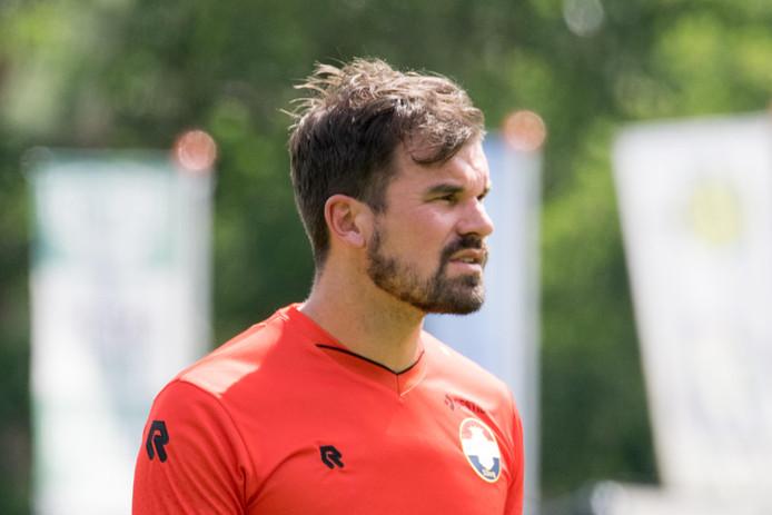 Piet Velthuizen is overbodig geworden bij Willem II.