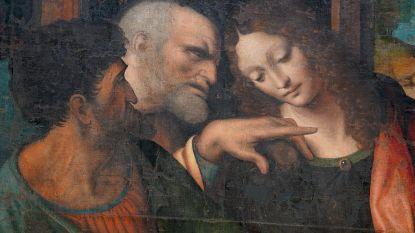 Bevestigd: in Tongerlo hangt een echte Da Vinci