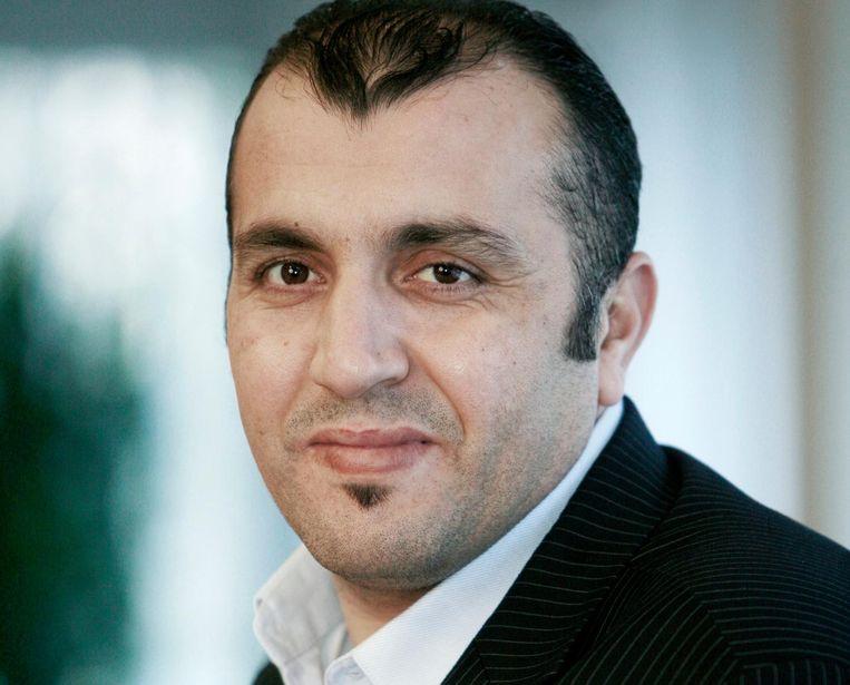 Achmed Baâdoud is stadsdeelvoorzitter in Amsterdam Nieuw-West Beeld ANP