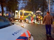 Fietser gewond geraakt bij aanrijding aan de Kraaivenstraat Tilburg