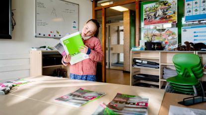Vandaag nog minder leerlingen in opvang op school, wel oproep om zeker opvang te blijven voorzien