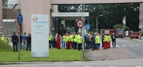 Productie FrieslandCampina gaat door na ontsnappen 'nitreuze damp'