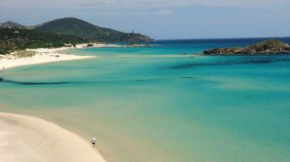 Franse toeristen vast voor meenemen van 40 kilo strandzand als souvenir