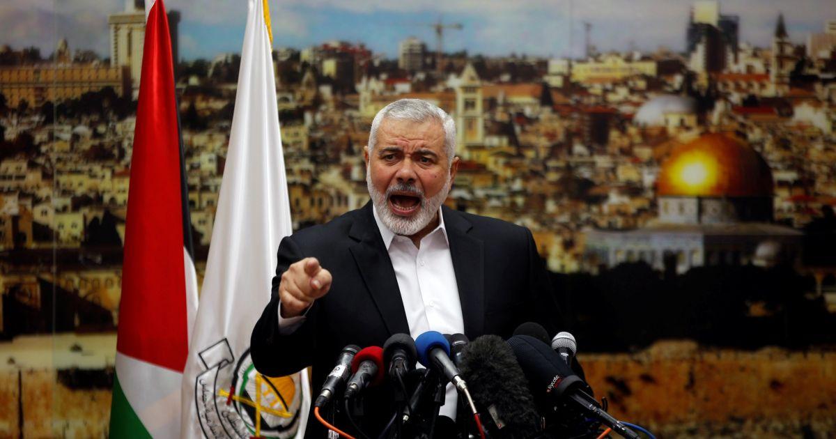 Hamas roept op tot intifada tegen Israël