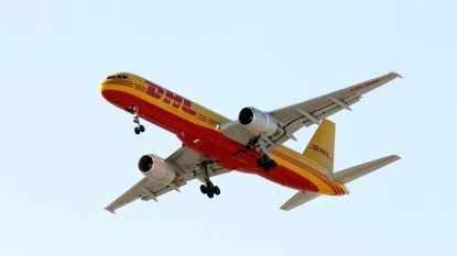 Vliegtuig van DHL moet noodlanding maken op Zaventem
