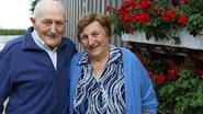 Pelagie en Henri 65 jaar getrouwd