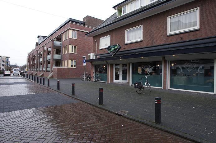Coffeeshop Daimond aan de Huber Noodtstraat in Doetinchem opende voor het eerst de deuren in 1994.