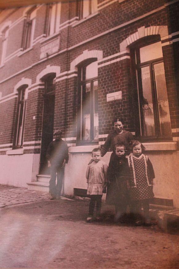 Een foto uit de oude doos: de voorganger van La Morsa was De Groene Poort, die in 1924 de deuren opende.
