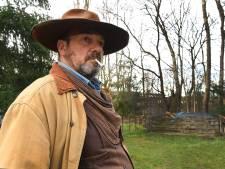 De papieren western van cowboy Daan uit Gennep: Zijn blokhut moest dicht, op naar de ombudsman