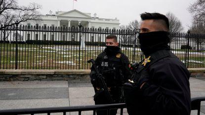 Secret Service arresteert man nabij het Witte Huis na aanval op politieagent