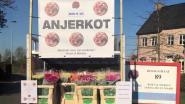 Politie sluit 'anjerkot' van Anjers De Nijs en bloemenautomaat aan Acanthus