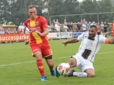 Go Ahead Eagles traint nog twee dagen in Terwolde, op het hoofdveld
