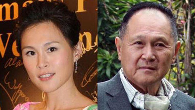 Dochter en vader Chao Beeld