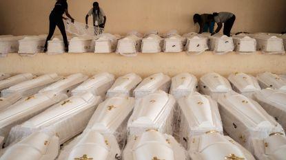 Bijna 85.000 slachtoffers van de genocide in Rwanda begraven