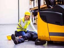 Meer ongevallen op de werkvloer, inspectie werft extra mensen