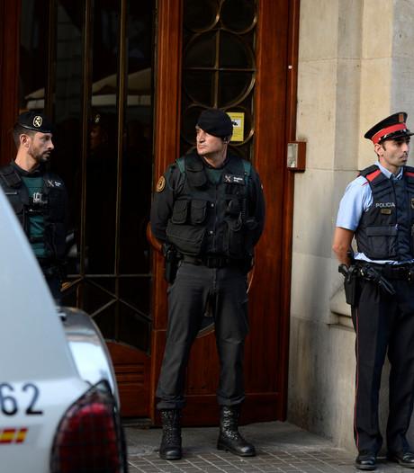 Topfunctionaris Catalonië opgepakt vanwege verboden referendum