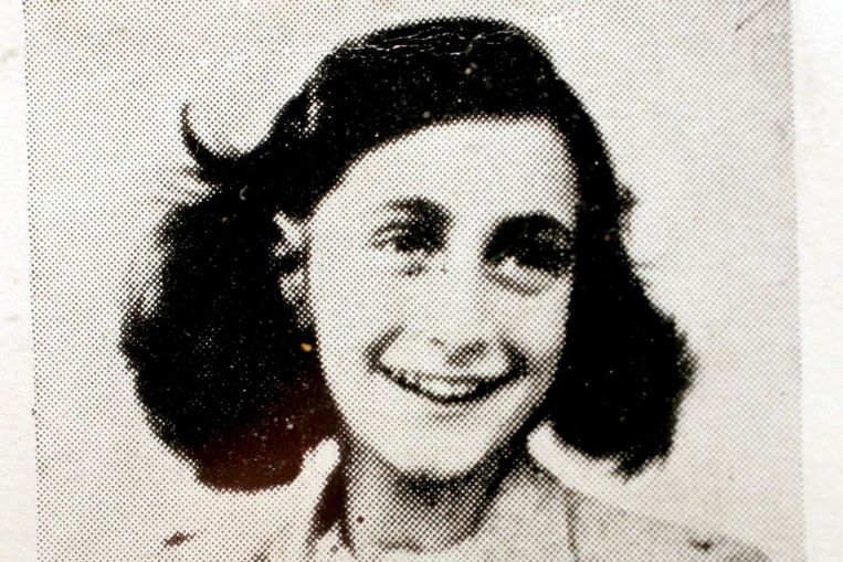 Beelden Anne Frank Te Zien Via Youtube De Volkskrant