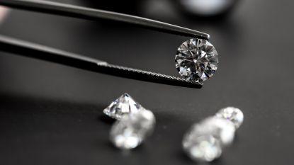 Crisis in diamantsector nog niet voorbij