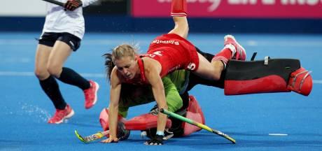 Hockeysters in kwartfinale WK tegen gastland Engeland