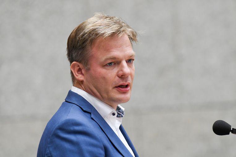 CDA-Kamerlid Pieter Omtzigt: 'Toen ik naar Malta afreisde om met de betrokkenen te spreken, stond ik onder constante politiebegeleiding.' Beeld Hollandse Hoogte / Peter Hilz