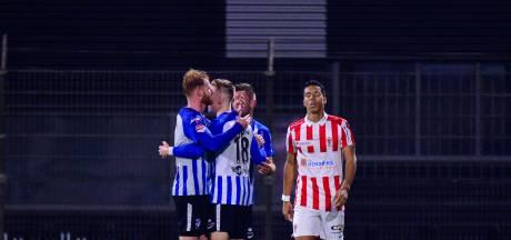 FC Eindhoven boekt tegen TOP Oss tweede zege binnen een week