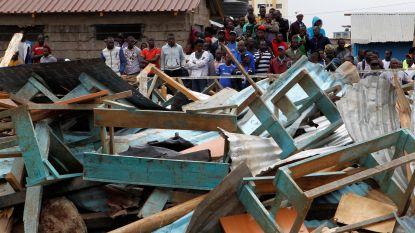 Zeven kinderen komen om bij instorting klaslokaal in Nairobi