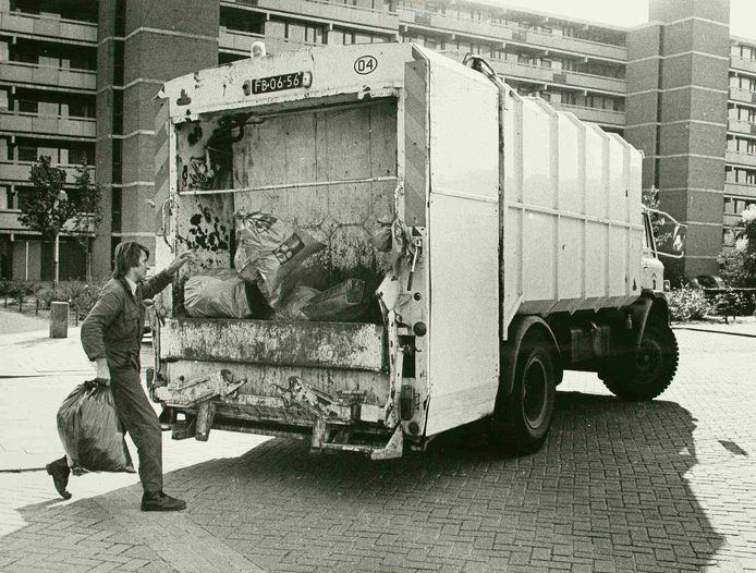 In 1997 nam Den Bosch afscheid van de vuilniszak en kwamen de containers