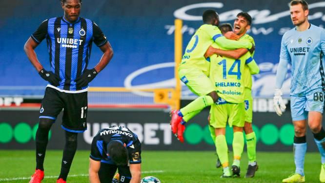 Erg zoete Gentse zege bij Club, drie Antwerpse goals op Freethiel, late opdoffer Anderlecht: alle samenvattingen