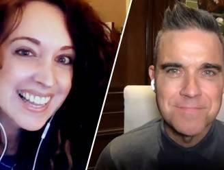 """Robbie Williams doet grootste fan Anke Buckinx smelten: """"We hebben dezelfde favoriete song"""""""