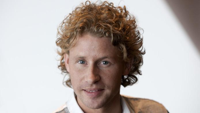 Tv-presentator Ewout Genemans.
