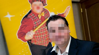 """Collega's ontmaskeren clown Tobi: """"Het moest altijd en overal om hem draaien"""""""