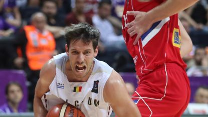 Servische baskettopper Kuzmic raakt zwaargewond bij verkeersongeluk
